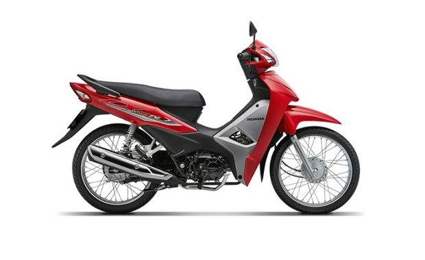 Honda Wave Alpha For Rent