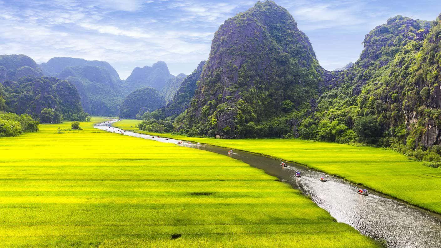Ninh Binh Motorbike